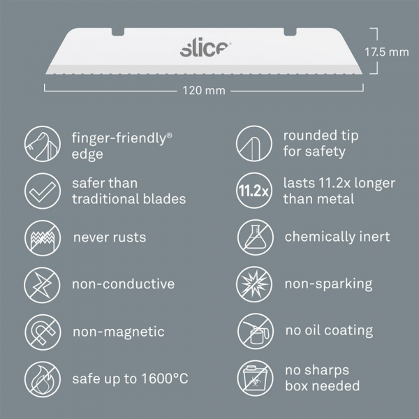 Industrial Blades (Serrated)