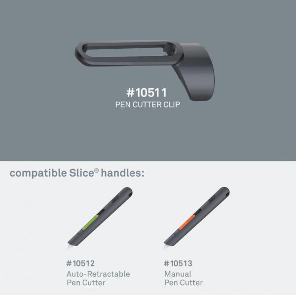 Pen Cutter Clip